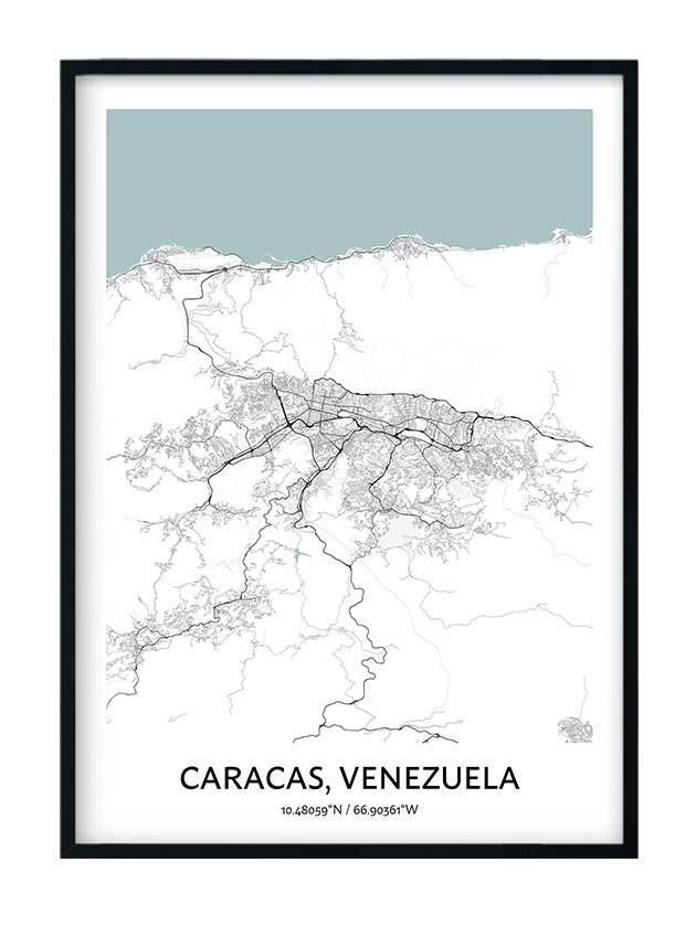 Caracas poster
