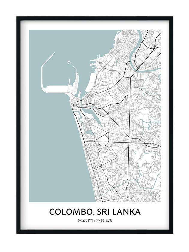 Colombo poster
