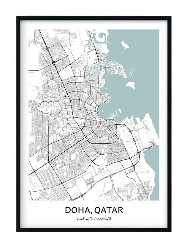 Doha poster