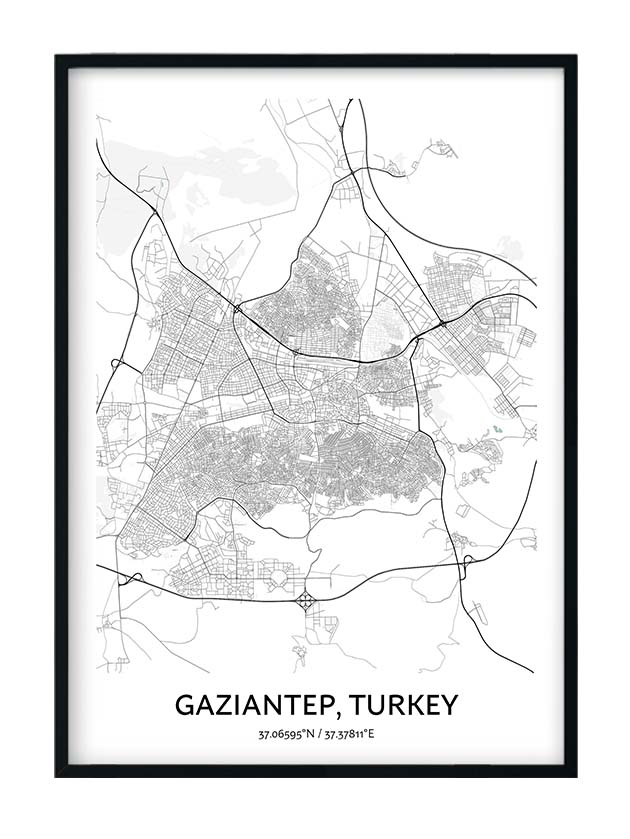 Gaziantep poster