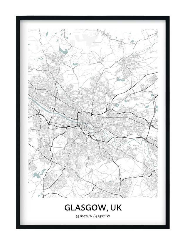Glasgow poster