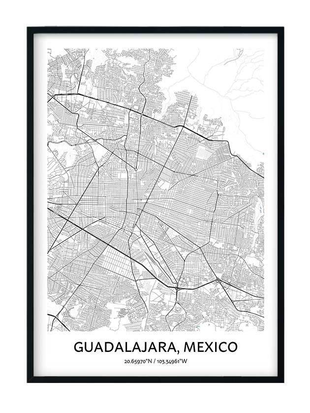 Guadalajara poster