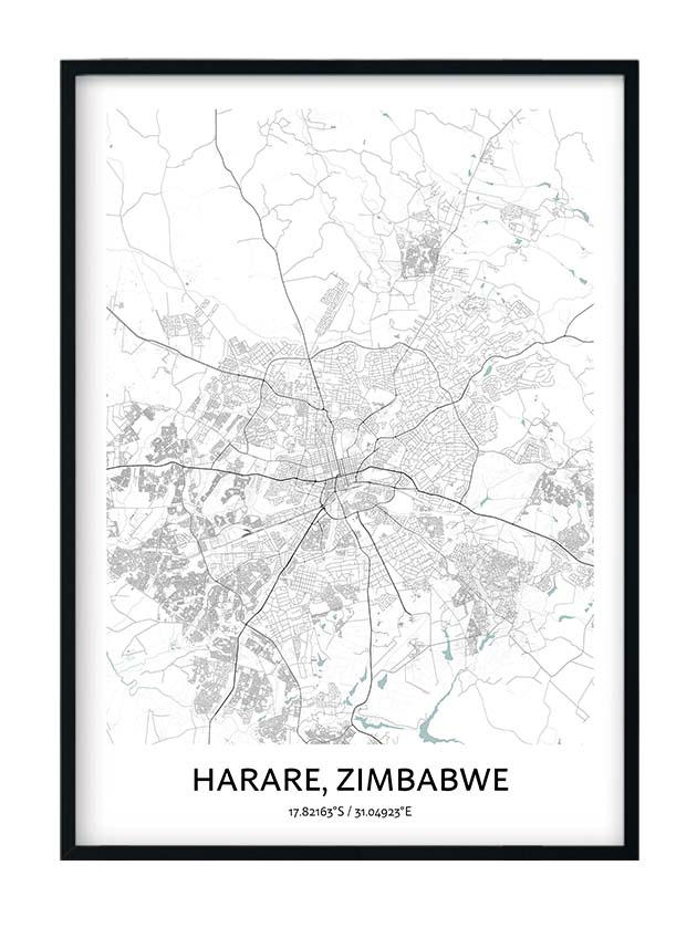 Harare poster