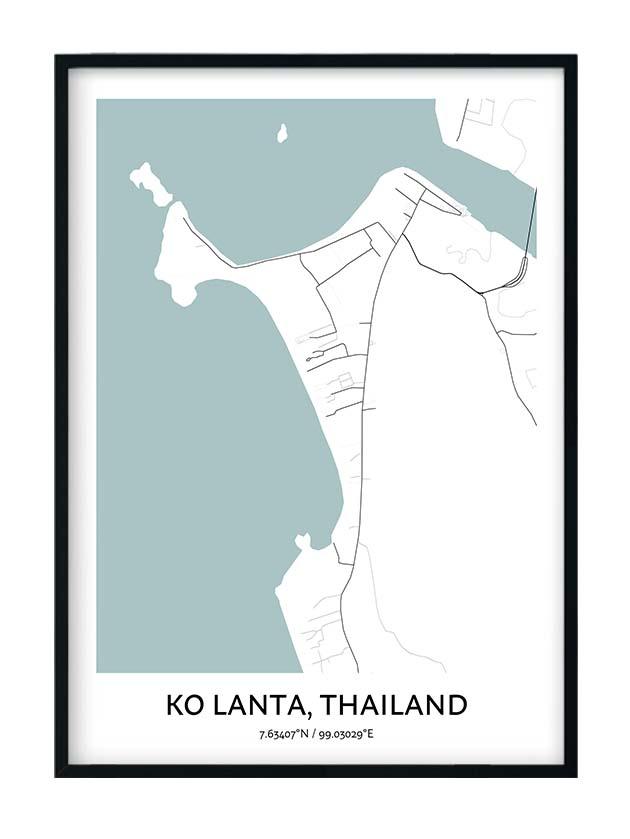 Ko Lanta poster
