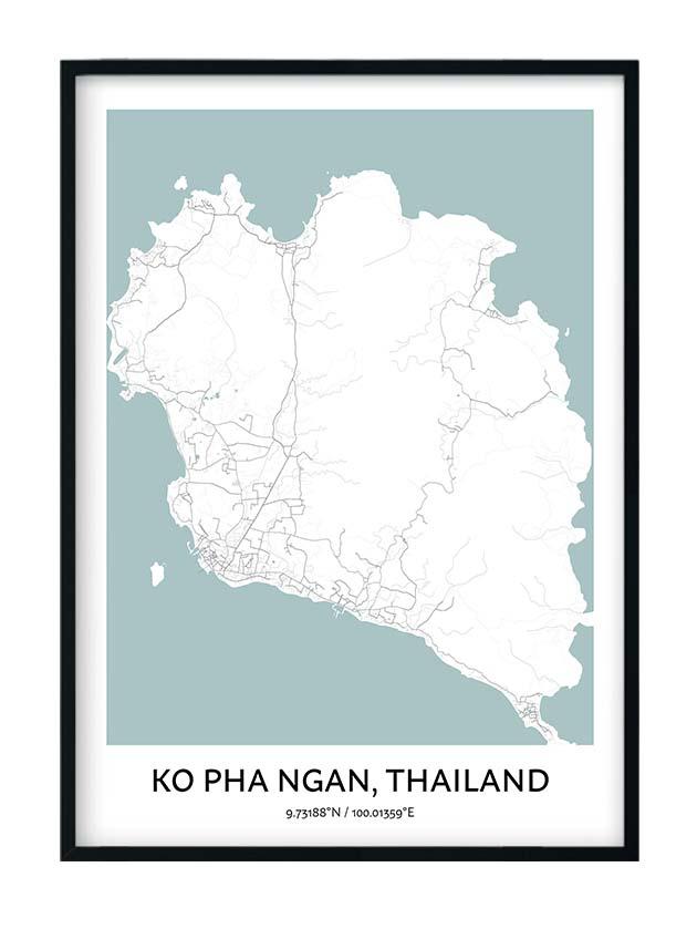 Ko-Pha Ngan poster
