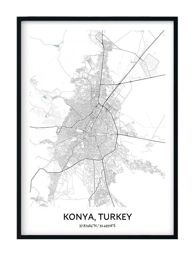 Konya poster