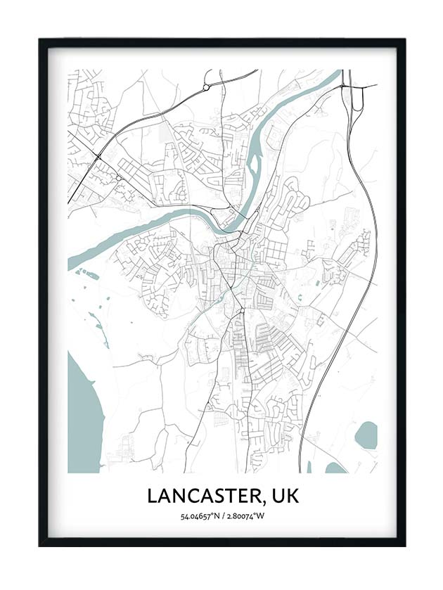 Lancaster poster