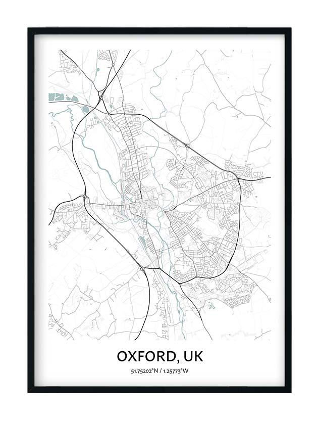 Oxford poster