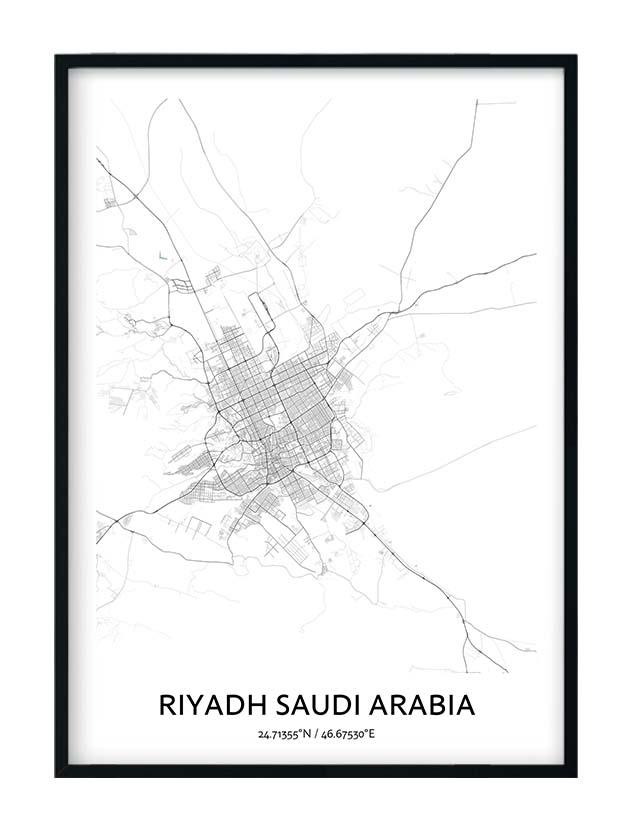 Riyadh poster